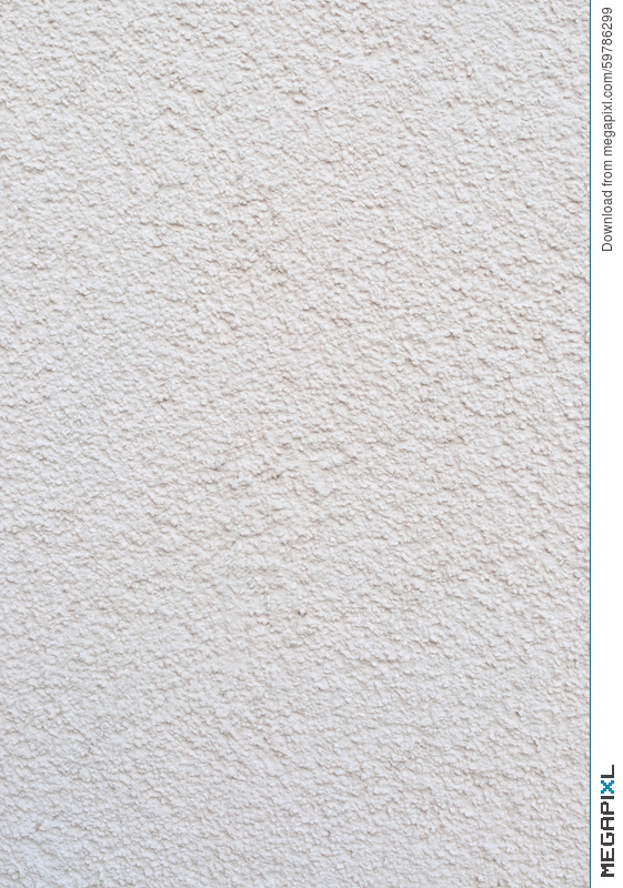 Bright Grey Beige Plastered Wall Stucco Texture Detailed Natural Gray Coarse Rustic Textured Background Vertical