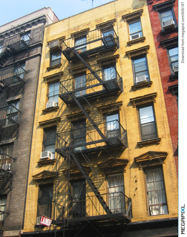 New York City Apartment Buildings