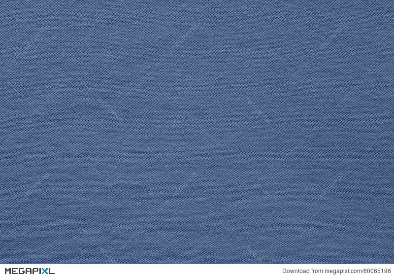 Textured Background Fabric Of Silvery Blue Color