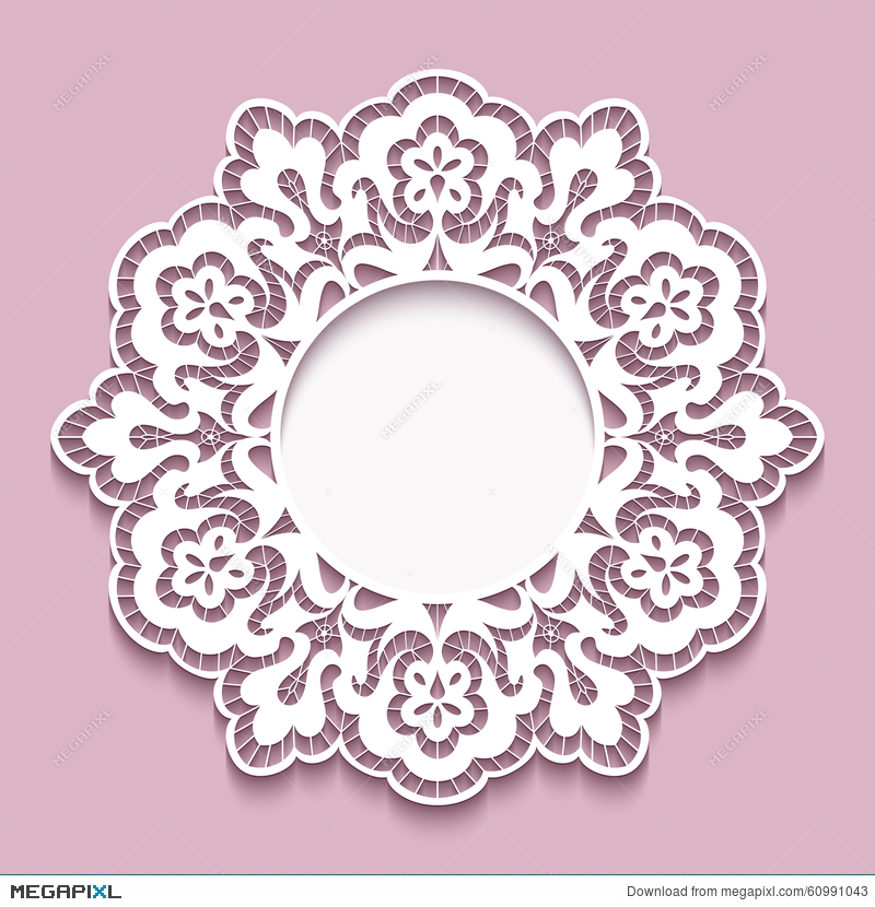 paper photo frame template