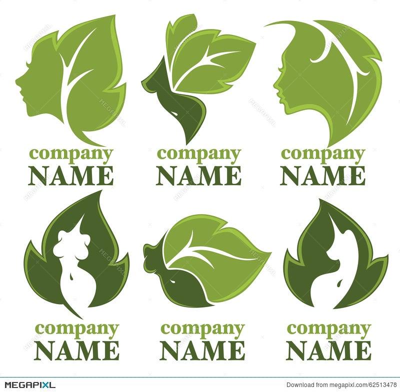 Nature Beauty Logo Illustration 62513478 Megapixl