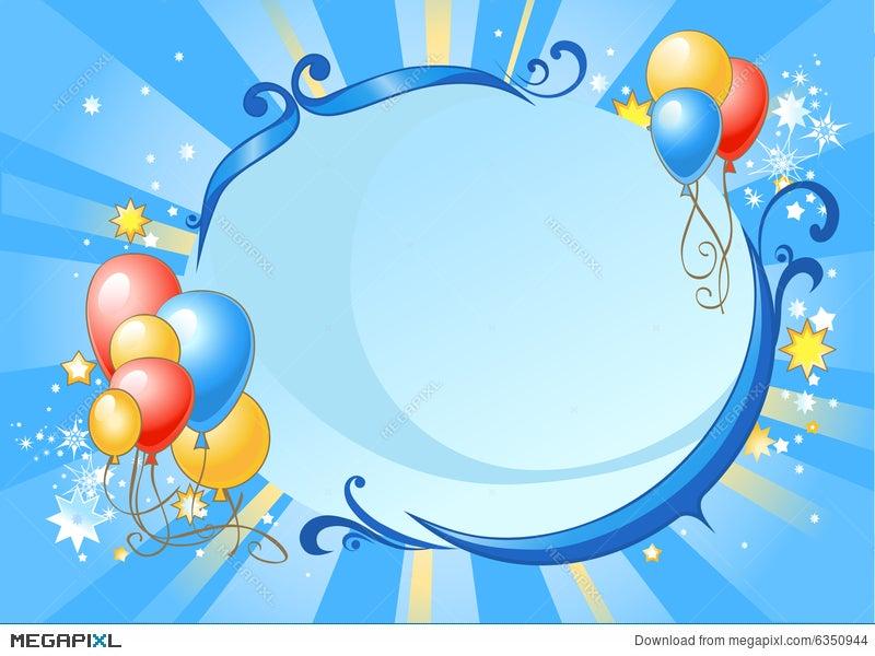 happy birthday background illustration 6350944 megapixl