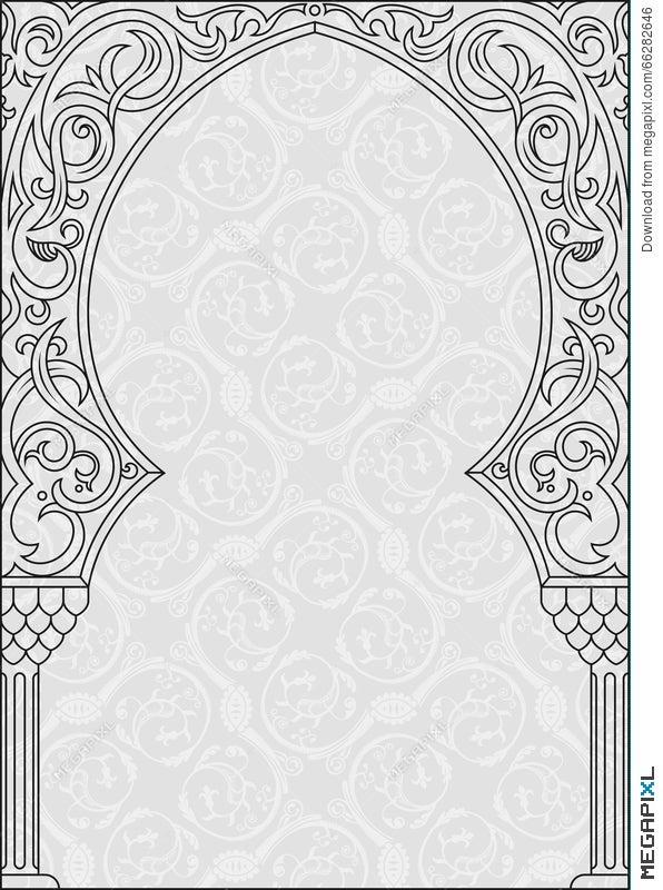 Arabic greeting vector background arch muslim mosque illustration arabic greeting vector background arch muslim mosque m4hsunfo