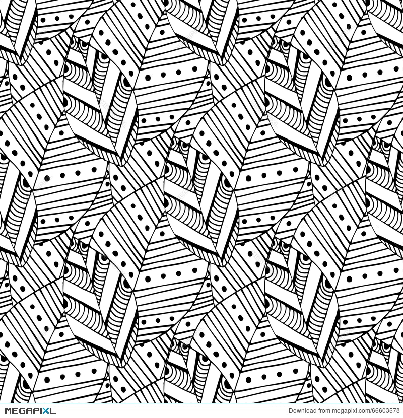 Spring Zentangle Coloring Pages