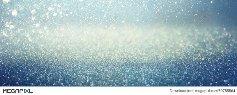 website banner background of glitter vintage lights background
