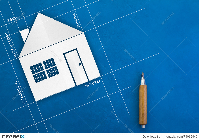 Abstract architecture background house plan blueprint stock photo abstract architecture background house plan blueprint malvernweather Image collections