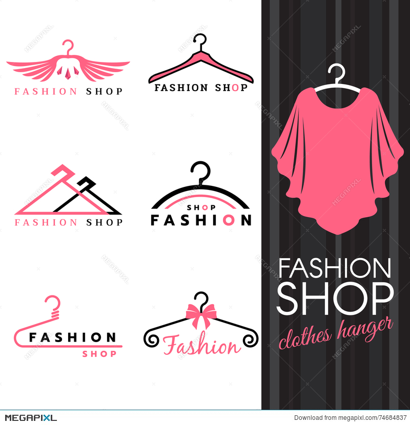 Fashion Clothing Logo Design Free World Apparel Store