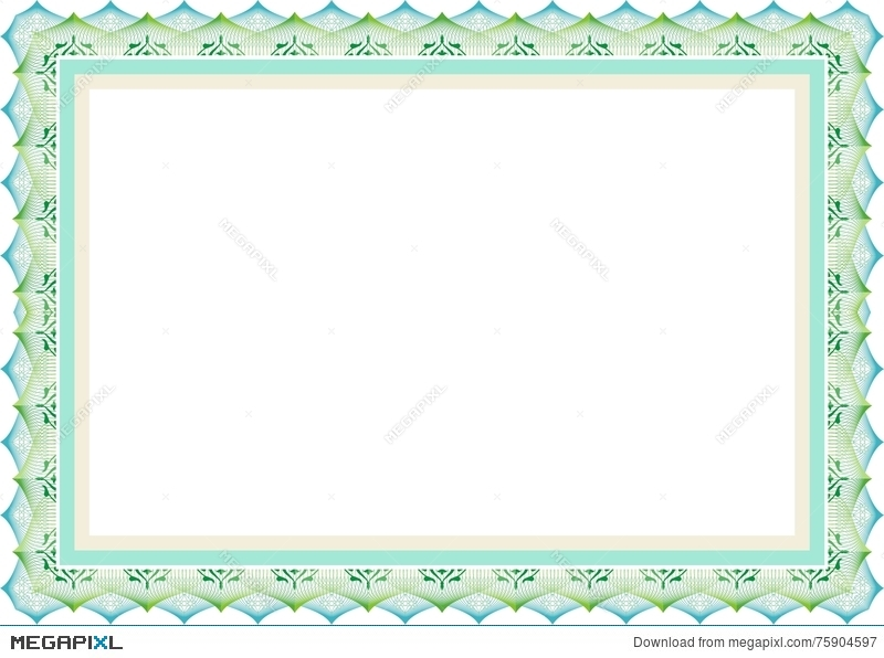 Frame border template guiloche islamic style illustration frame border template guiloche islamic style maxwellsz