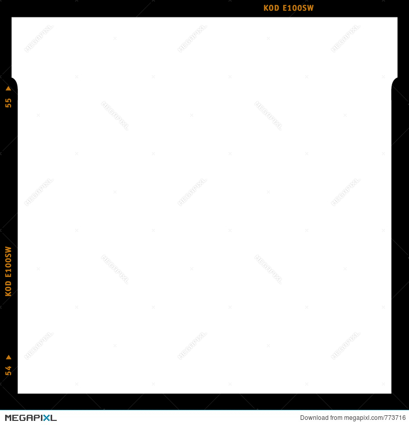Film Strip Frame Illustration 773716 - Megapixl