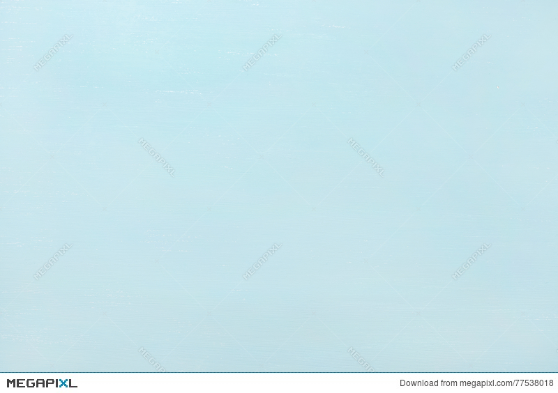Sky Blue Pastel Color Painted Wooden Texture Wallpaper Background