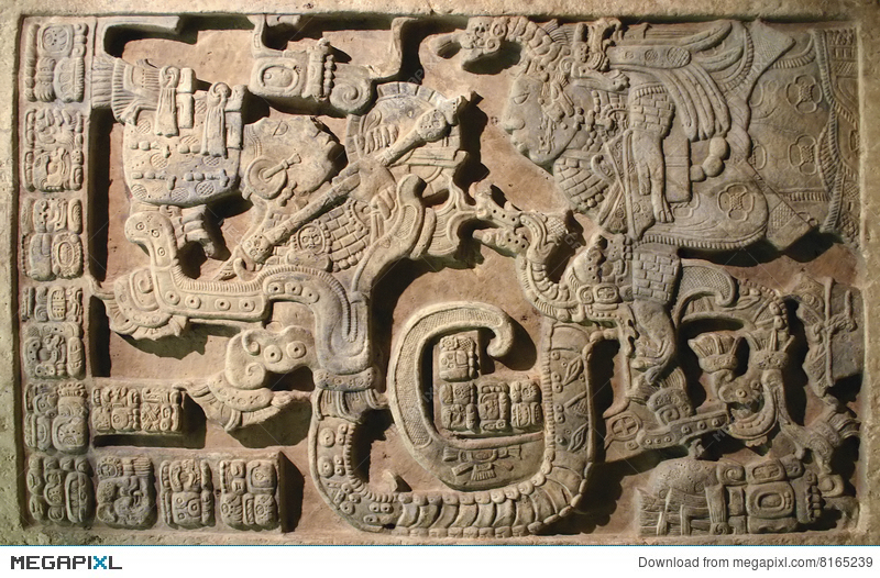 what is aztec art