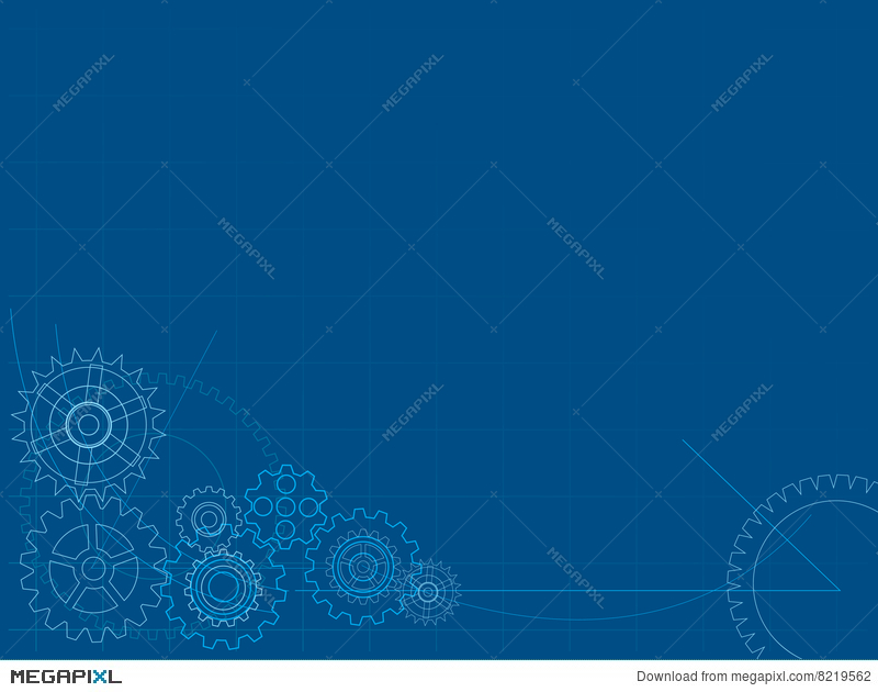 Mechanical blueprint background illustration 8219562 megapixl mechanical blueprint background malvernweather Choice Image