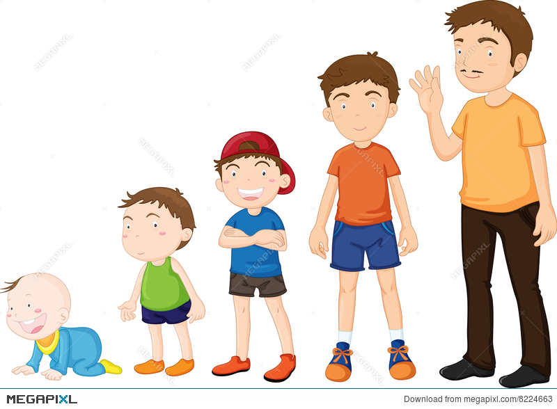Image result for growing up clipart