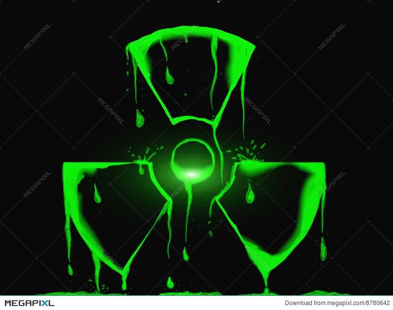 toxic sign illustration 8780642 megapixl