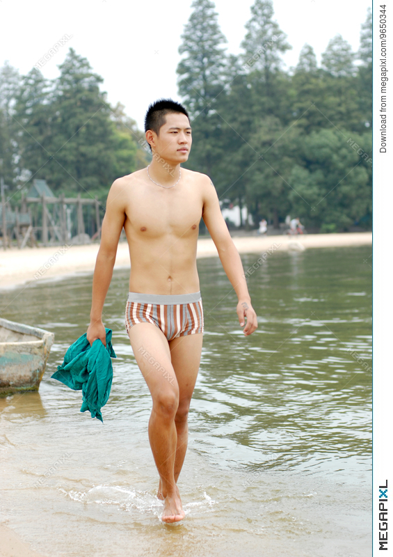 Something is. Chinese male models recommend you