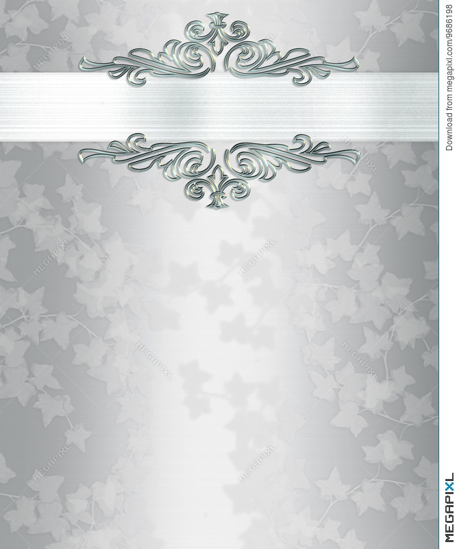 Wedding Invitation Background Elegant Illustration 9686198 - Megapixl